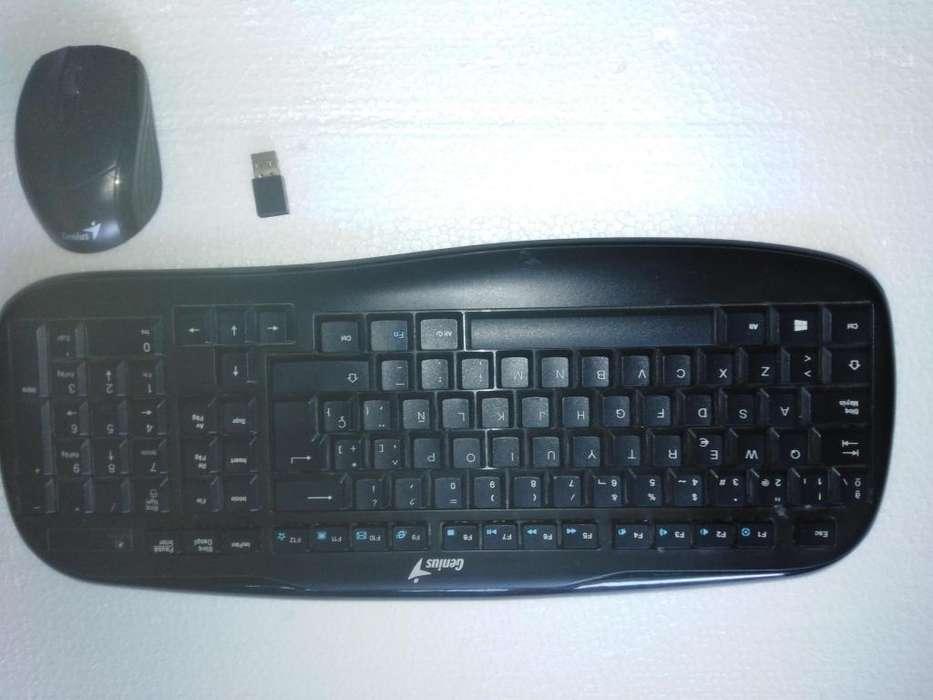 teclado inalambricos