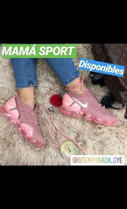 Zapatos Mujer Mama Nike <strong>adidas</strong> Fila Dtemporada