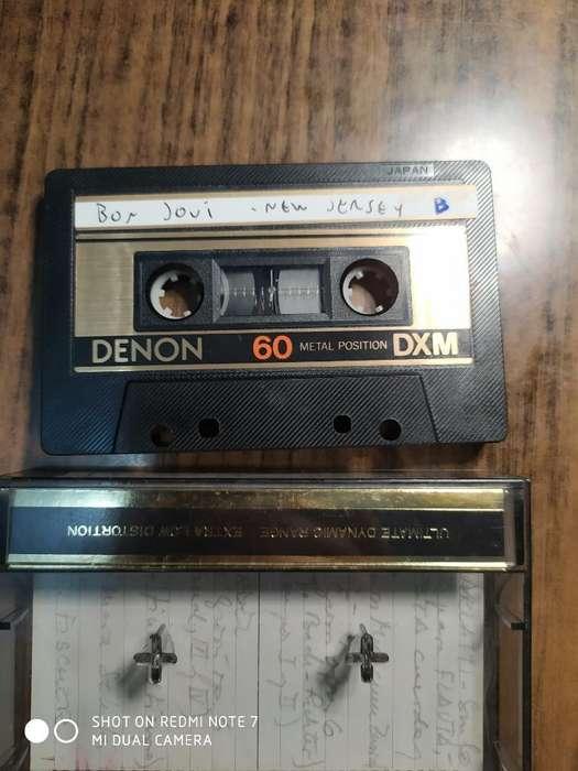 Cassette Denon Metal