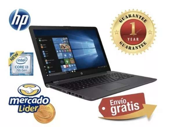 Laptop Hp Core i3 1tb 4gb Nueva Oferta...!!!