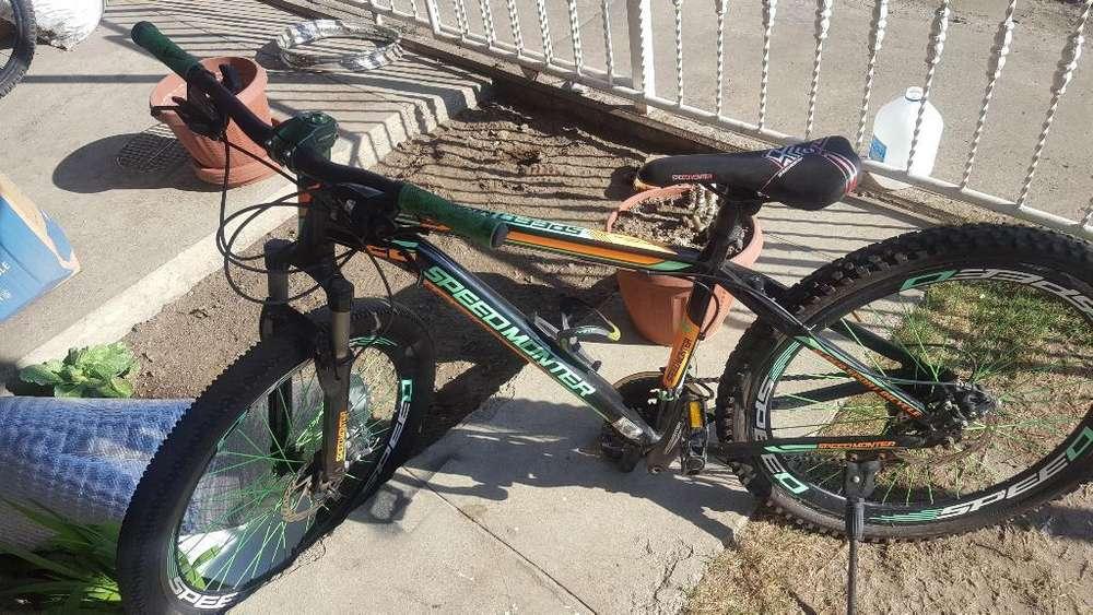 Vendo Bicicleta Speed Monter