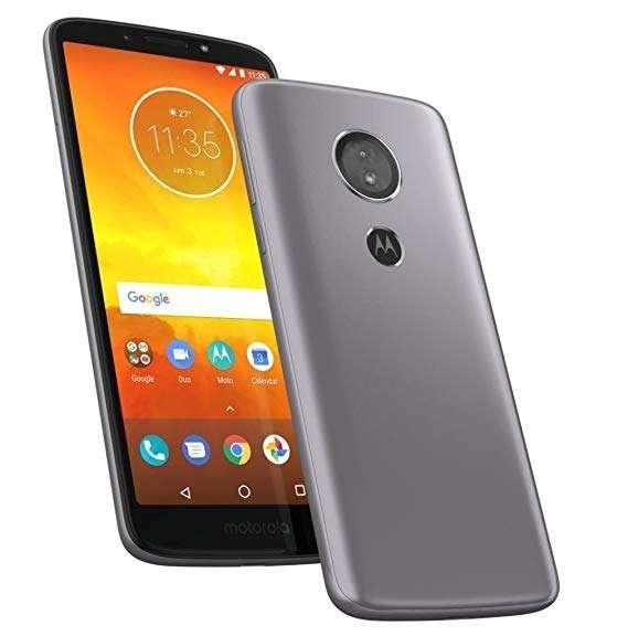 Celular Motorola Moto E5 16gb Gris