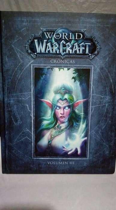 warcraft Libro CRONICAS 3