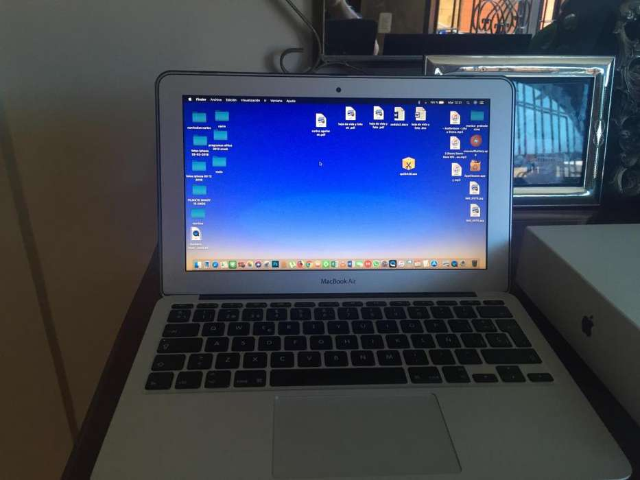 macbook air early 2015 como nueva