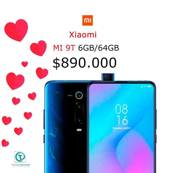 Xiaomi Mi 9T Normal 6GB/64GB, TIENDA FÍSICA, nuevos, sellados, originales, Factura y Garantía.