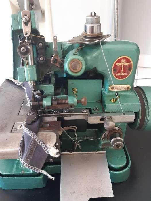 Maquina Overlock 3h Semi Industrial