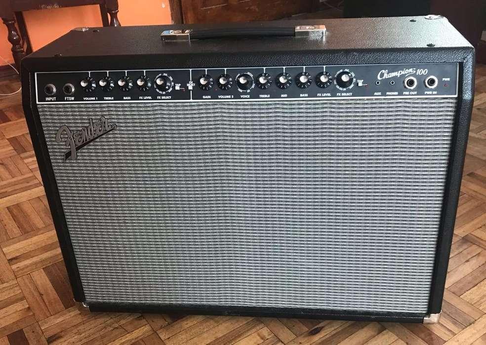 Amplificador Fender 100 Modelo Champion