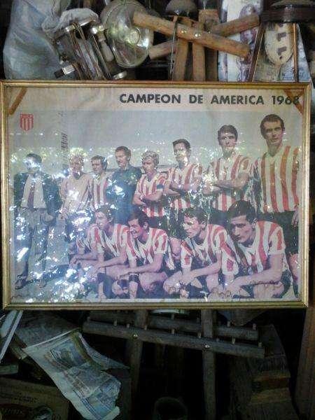 estudiantes de la plata campeon de america 1968