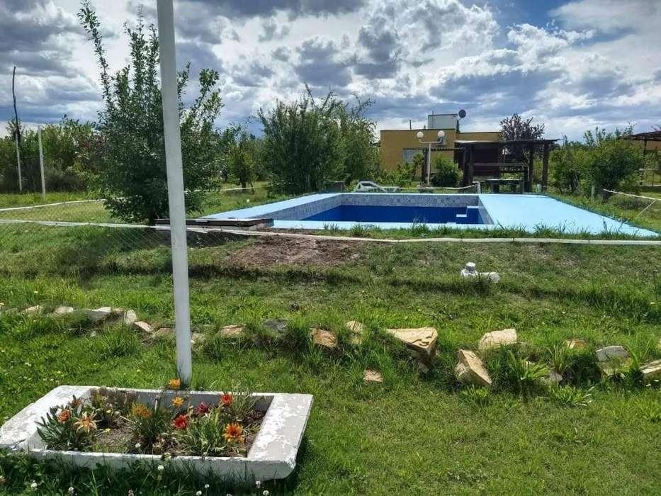 cg30 - Cabaña para 2 a 6 personas con pileta y cochera en San Rafael