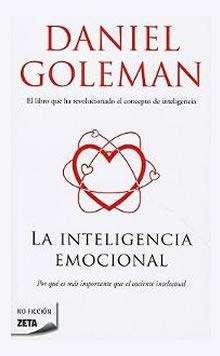 La inteligencia emocional de Daniel Goleman. Libro Usado.