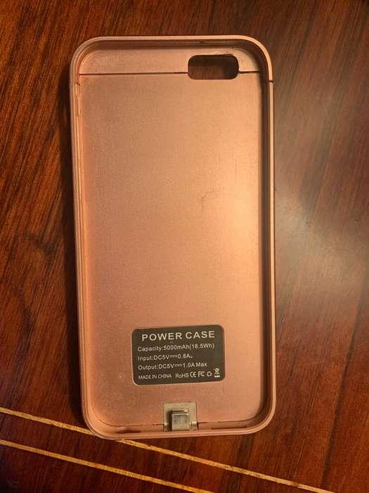 Estuche Bateria iPhone 6