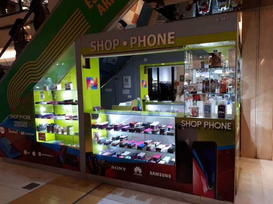 Fondo De Comercio Accesorios Telefonia Celular Patio Olmos
