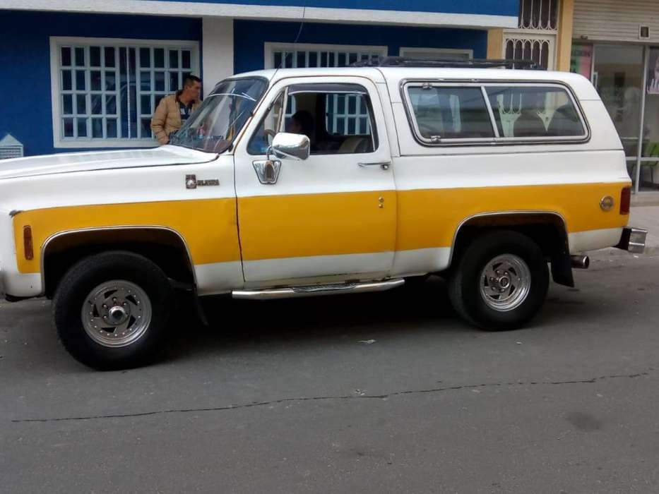 Chevrolet Blazer 1977 - 10 km