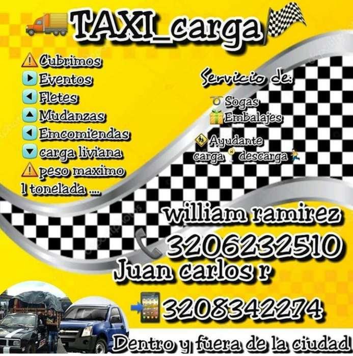 Acarreos Taxi Carga
