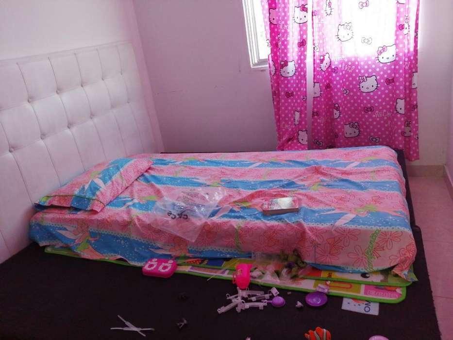 Espaldas Y Dos Base <strong>camas</strong> de 2x2