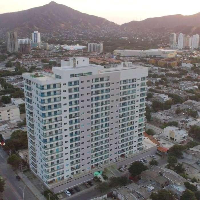 Venta de apartamento en Alcázares Santa Marta - wasi_633871
