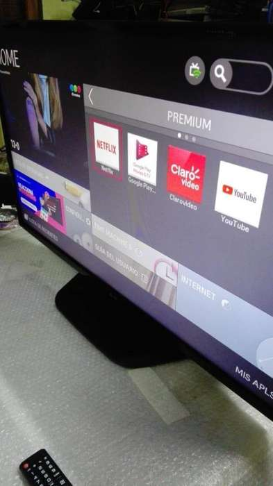 VFNDO SMART TV , LG 42'' ,BUEN ESTADO