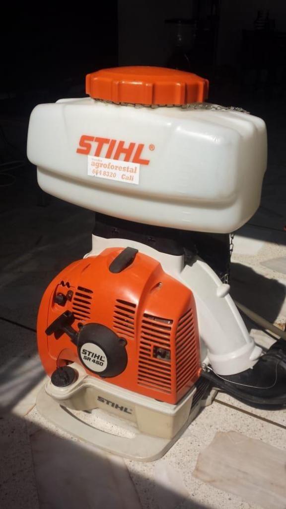 Fumigadora Stihl Sr450