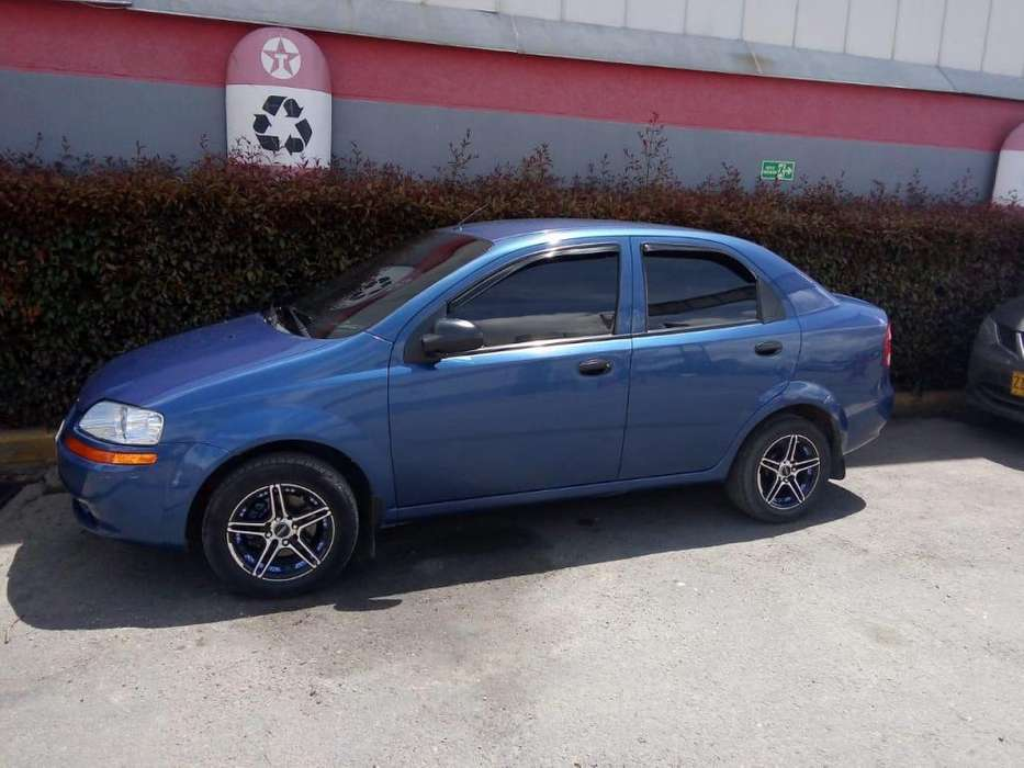 Chevrolet Aveo 2012 - 75000 km