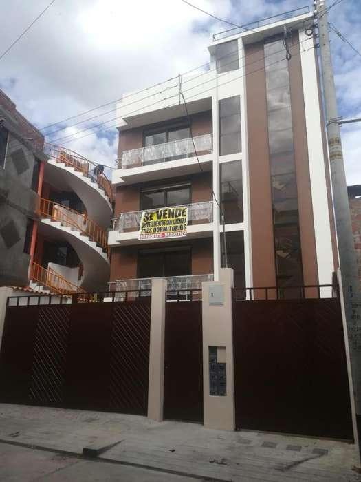 Departamento de estreno 3 dormitorios con cochera en San Carlos Huancayo (Precio reducido!!!)