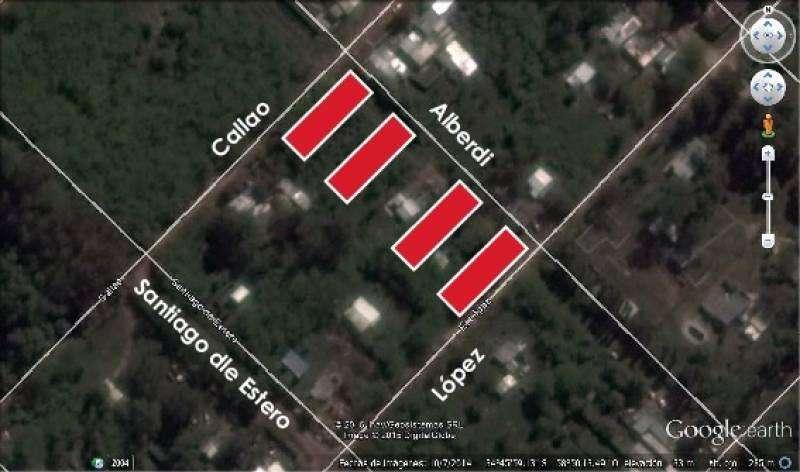 Terrenos en Venta, Alberdi, Marcos Paz, Cod.1037