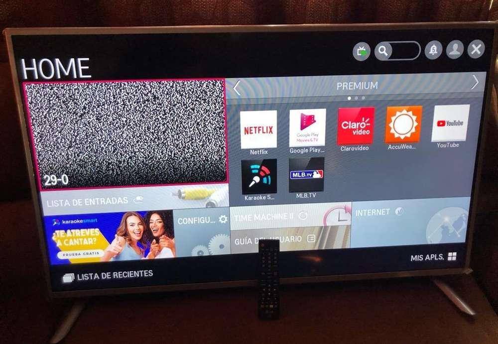 Television Lg Smart Tv De 32. NO CAMBIOS, NO NEGOCIABLE!!!