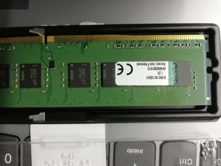 <strong>memoria</strong> Ddr4 4gb para Pc