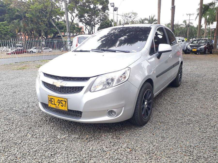 <strong>chevrolet</strong> Sail 2014 - 113343 km