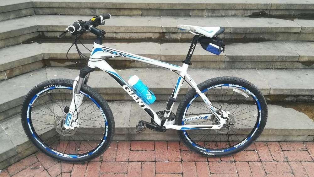 Vendo Bicicleta Giant Talón 2