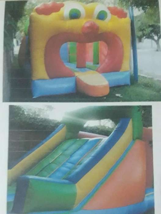 Vendo Inflable con Motor
