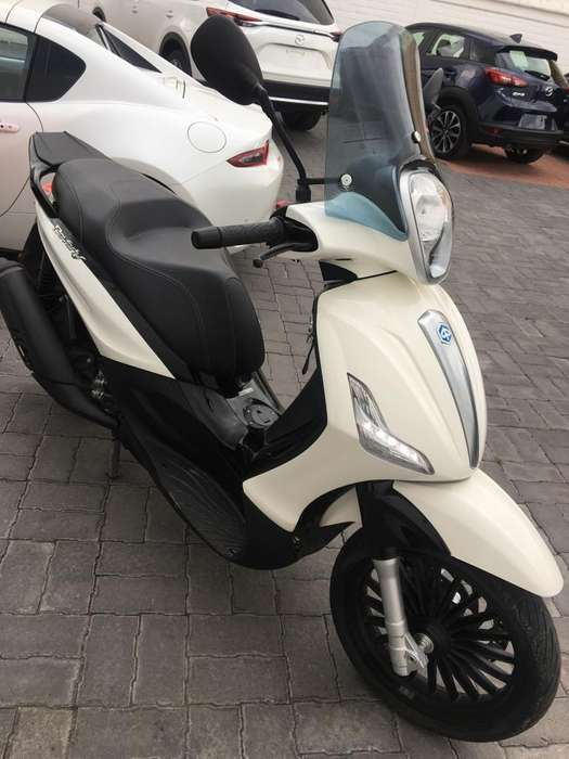 Scooter Piaggio Beverly 300 2015