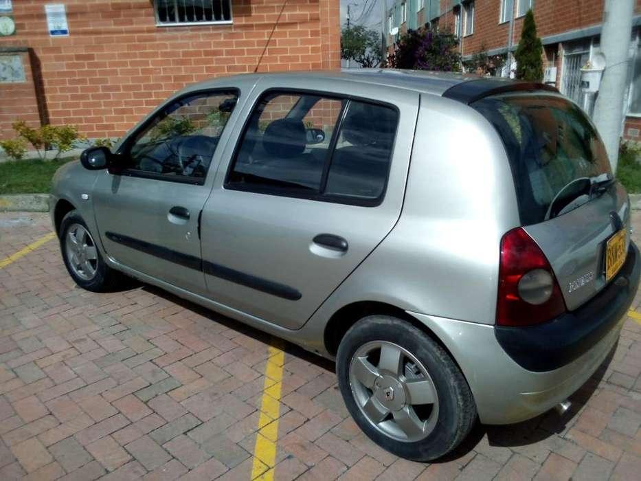 Renault Clio  2004 - 168000 km