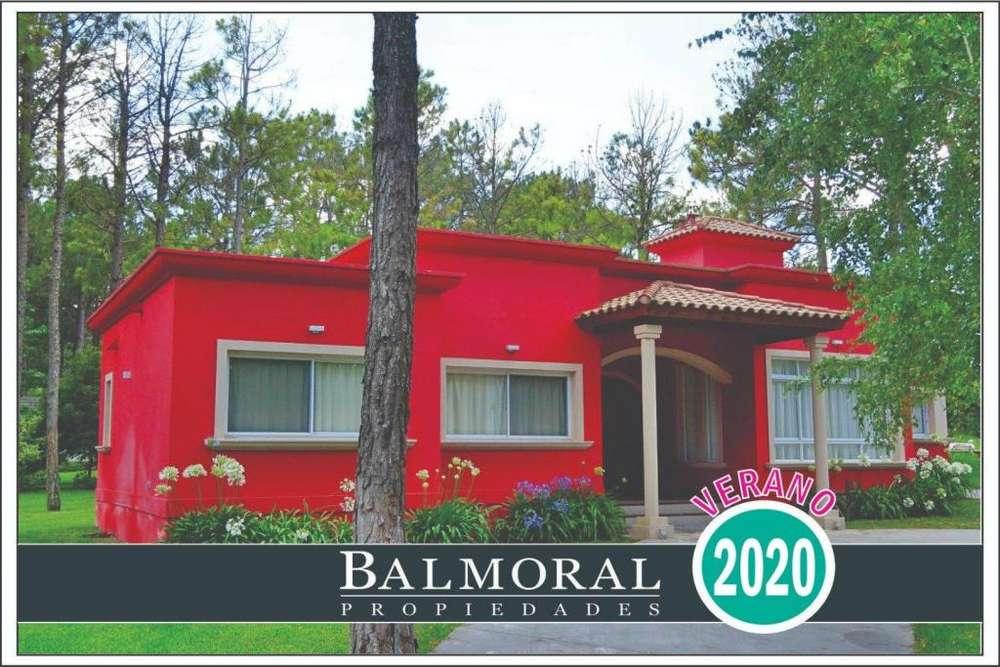 Ref: 8990 - Casa en alquiler, Pinamar - Zona Penélope