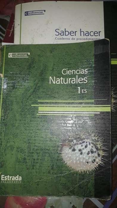 Libro Secundario C Naturales 1 Es Exelen