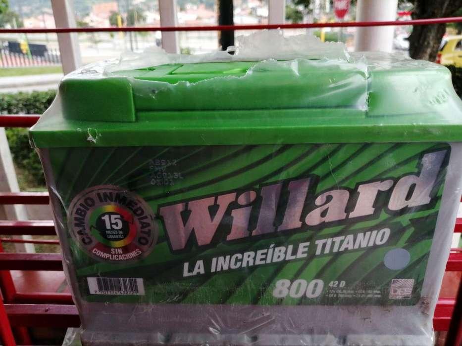 Baterías Willard