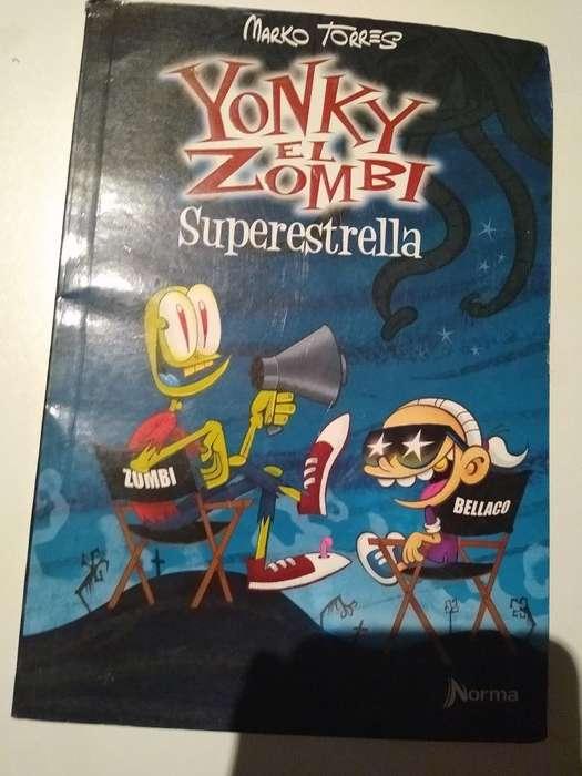 Yonky El Zombi Historieta
