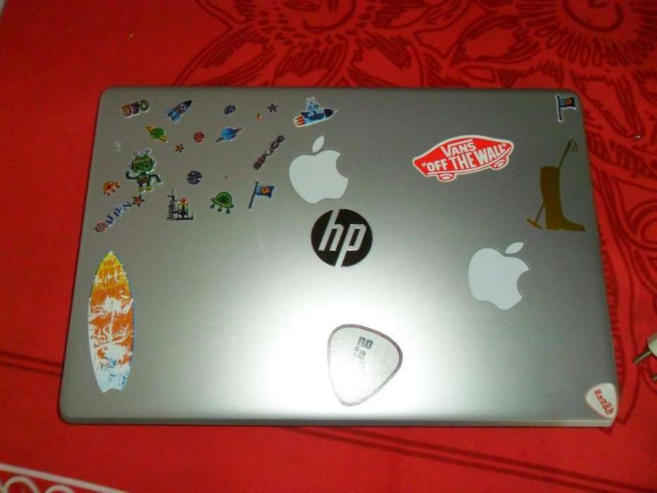 Notebook Hp Intel Core I5 7th Generación