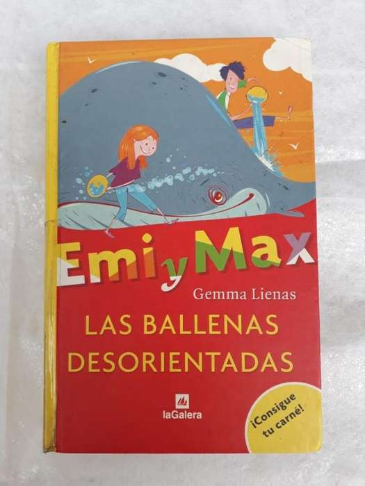 Emi y Max - Las ballenas desorientadas