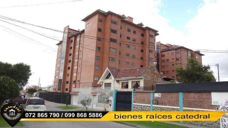 Departamento de venta en Edificios Yanuncay – código:14562