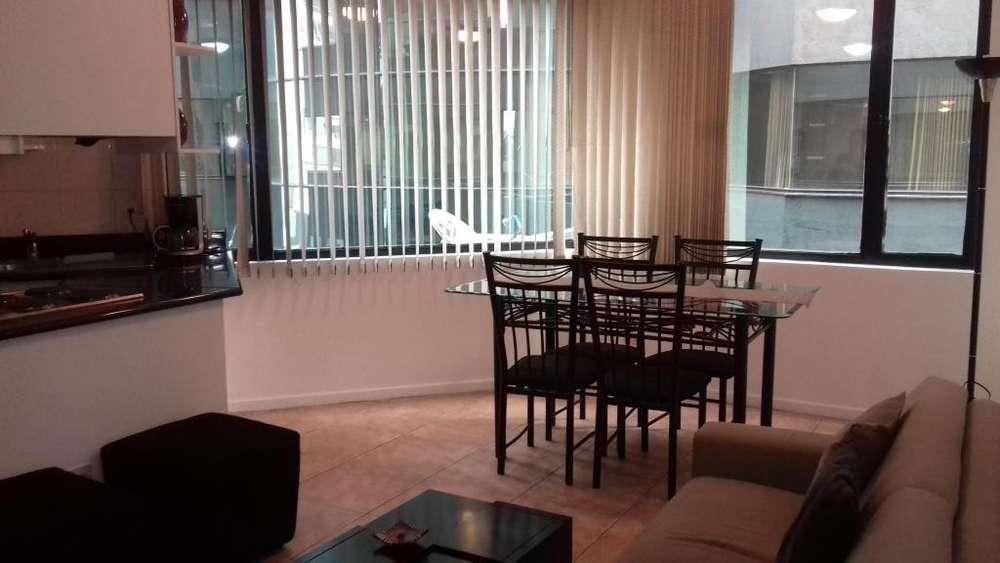 Renta / alquiler departamento amoblado 2 dormitorios. Av. República de El Salvador / norte de Quito