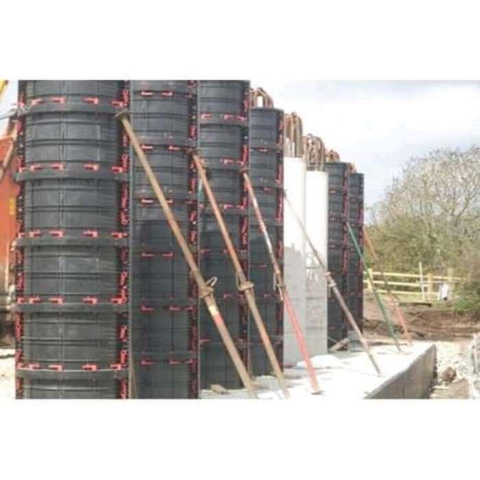 Estructuras Escaleras Placas Tanques