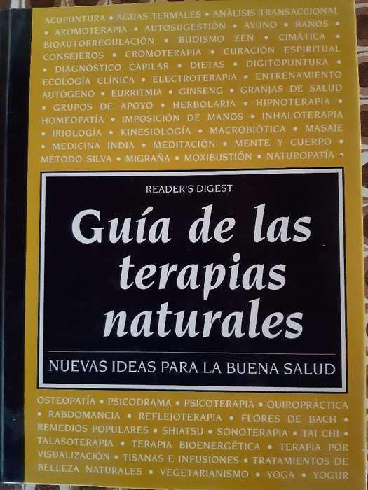 Libro de Terapias Naturales