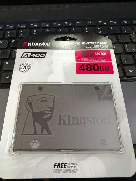 Disco Duro Sólido 480 Gb