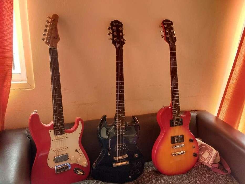 Vendo Mis Guitarras!!!!
