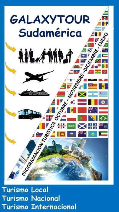 Agencia de Turismo necesita transporte para turismo