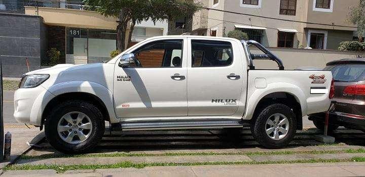 Toyota Hilux 2012 - 68800 km