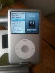 iPod Clasic 80 Gb Cargador Cable Estuche