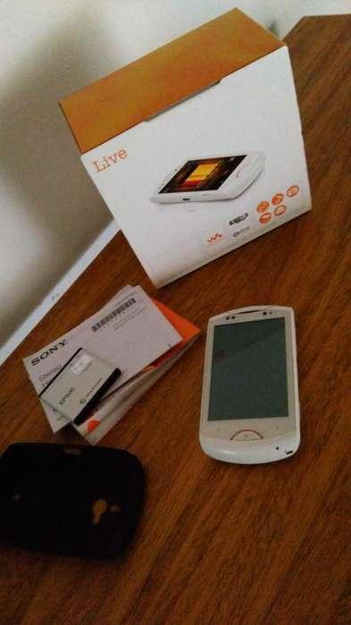 Celular Sony Ericsson Live.no Anda Touch