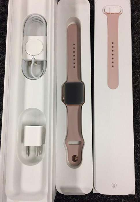 vendo de iwatch series 4 rosa