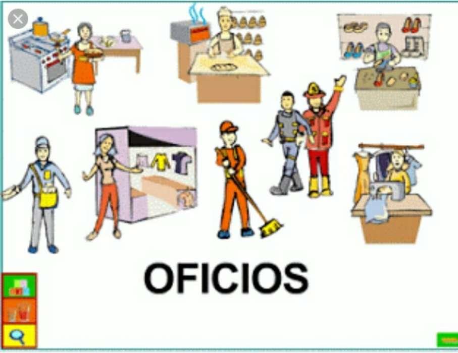 Busco Empleo Oficios Varios
